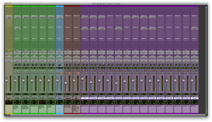 REMIX - MIX SCREEN